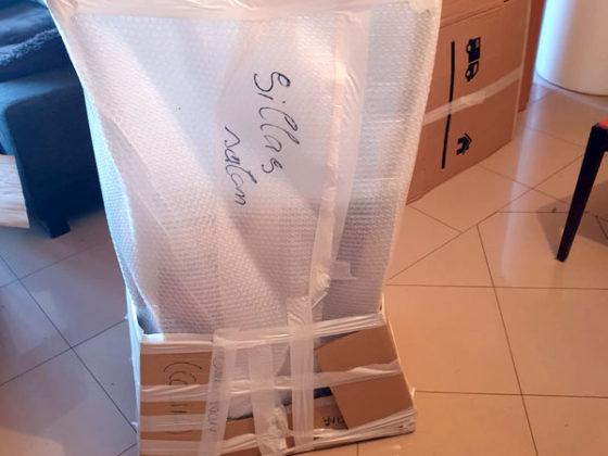 Embalaje Guardamuebles Mudanzas CrisMark Alcorcón