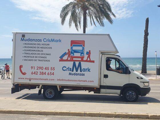 Mudanza interprovincial Madrid-Alicante Mudanzas CrisMark