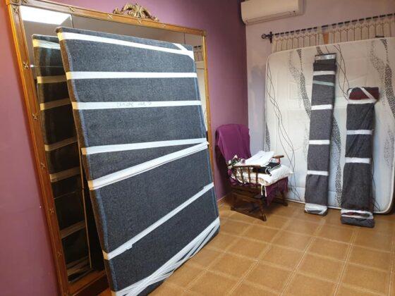 Dormitorio Embalaje y desmontaje - Mudanzas CrisMark